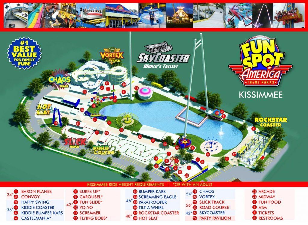 Fun Spot Orlando Map Huge' plans: FUN SPOT AMERICA'S FUTURE   2.AllLasVegasDeals.com